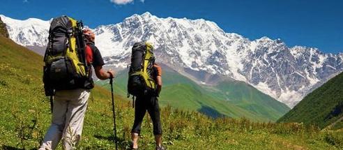 trekking in srinagar