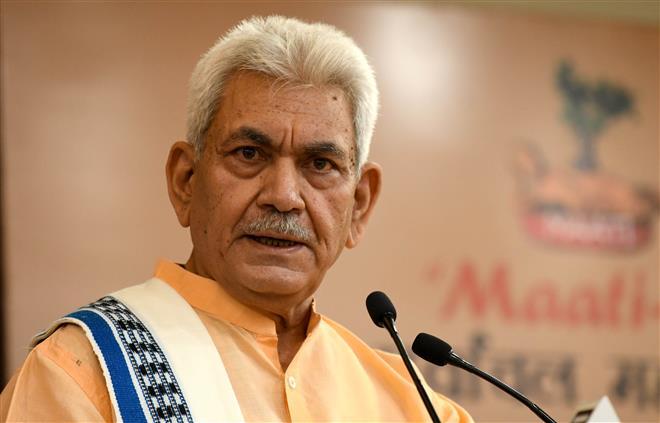 Governor of Jammu and Kashmir